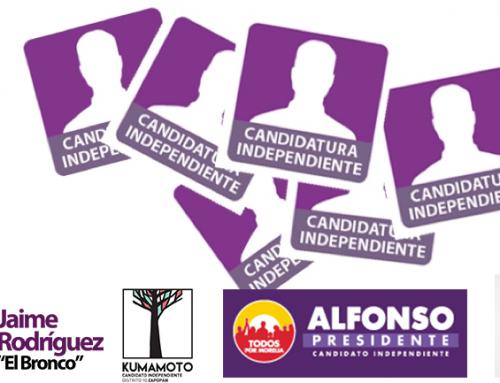 El éxito de los candidatos independientes