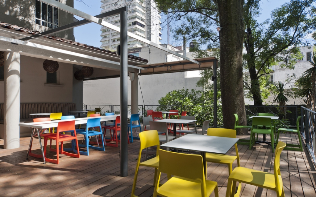 centraal coworking mexico