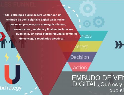 Embudo de venta digital, que es y porque lo necesitas