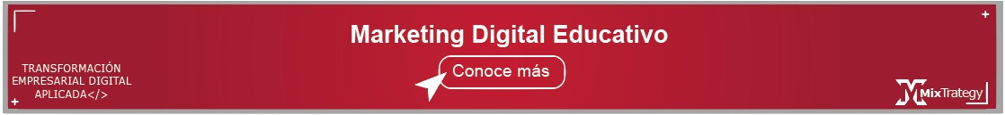 MARKETING DIGITAL EDUCATIVO