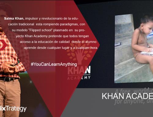 Salman Khan y Khan academy, la revolución en la educación