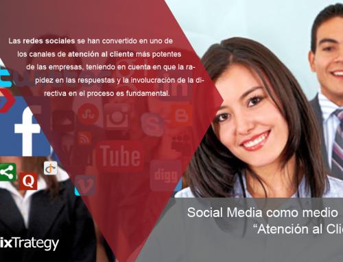 """Las redes sociales como canal de """"atención a clientes"""""""