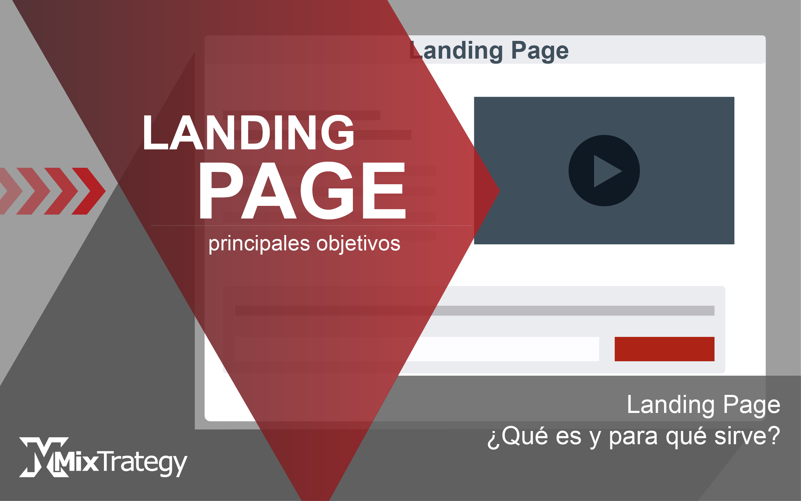que es una landing page y para que sirve