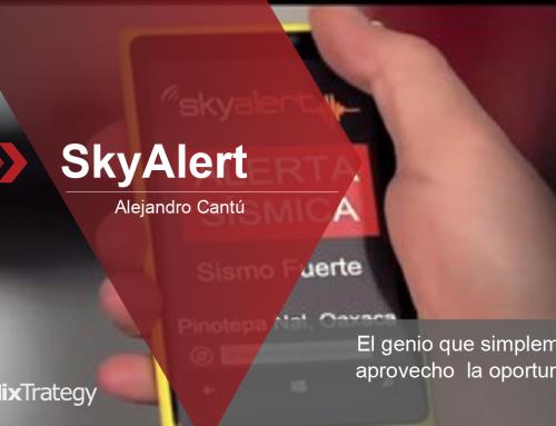 SkyAlert, la aplicación que aprovecho una gran necesidad en México y el mundo.