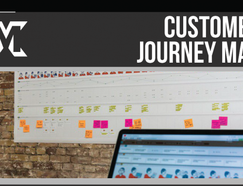 Customer Journey Map o mapa de viaje del cliente