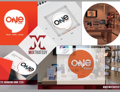 Branding empresarial para Onne Tech