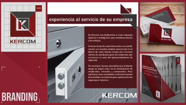 Branding Kercom Mixtrategy