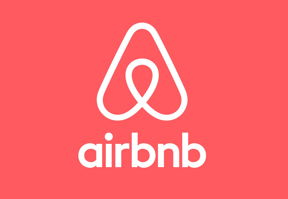 airbnb logo branding