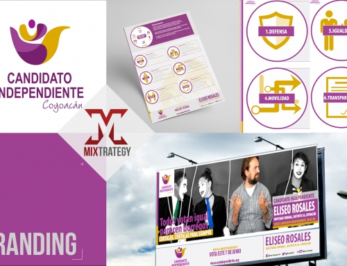 Branding Candidato Independiente