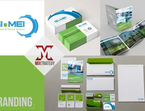 Branding para Grupo GIMEI
