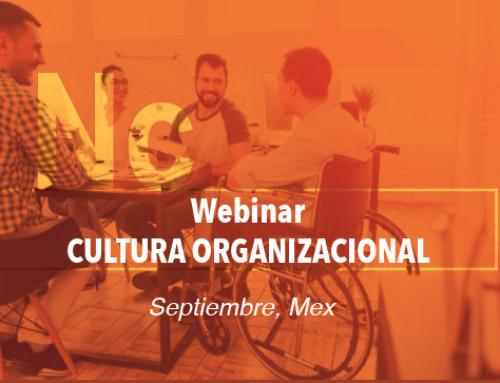 Webinar : La cultura Organizacional para innovar