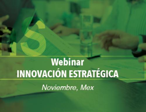 webinar: Innovación estratégica