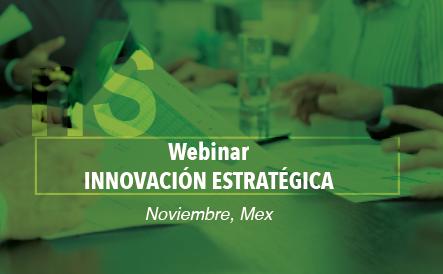 webinar, innovación estratégica