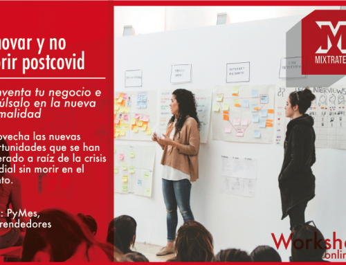 Workshop: Innovar y no morir  postcovid