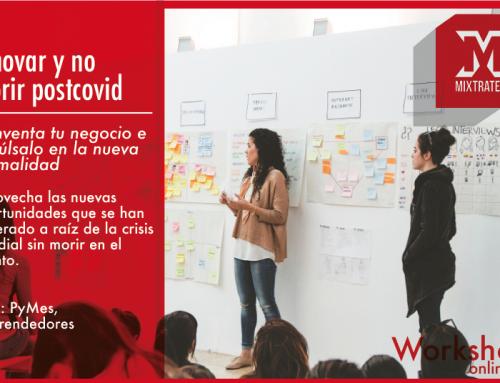 Workshop: Innovación empresarial post pandemia