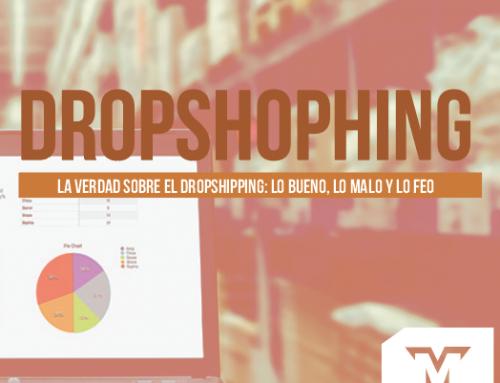 La verdad sobre el dropshipping: lo bueno, lo malo y lo feo